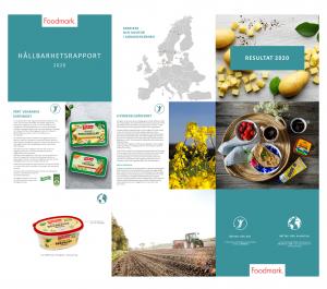 Foodmarks hållbarhetsrapport 2020